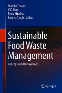 Cover Sustainable Food Waste Management