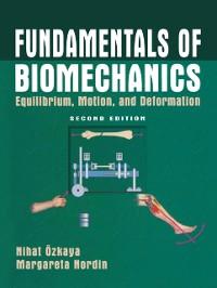 Cover Fundamentals of Biomechanics