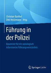 Cover Führung in der Polizei