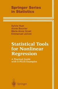 Cover Statistical Tools for Nonlinear Regression
