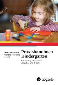 Cover Praxishandbuch Kindergarten