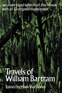 Cover Travels of William Bartram