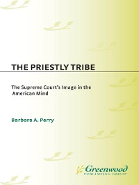 Cover The Priestly Tribe