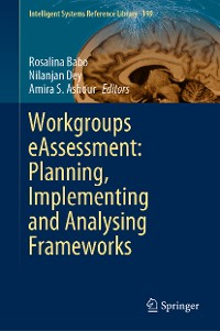Cover Workgroups eAssessment: Planning, Implementing and Analysing Frameworks