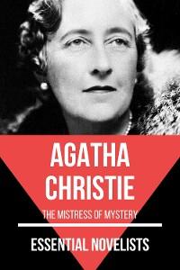Cover Essential Novelists - Agatha Christie