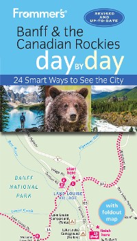 Cover Frommer's Banff day by day