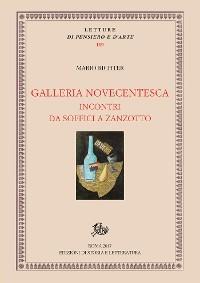 Cover Galleria novecentesca