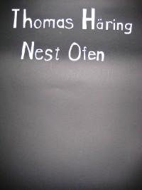 Cover Nest Ofen