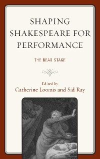 Cover Shaping Shakespeare for Performance