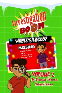 Cover Investigation Boom Volume 2