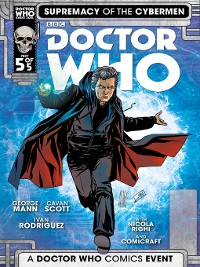 Cover Doctor Who: Supremacy of the Cybermen (2016), Issue 5