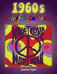 Cover 1960s Colorful Cartoons