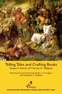 Cover Telling Tales and Crafting Books