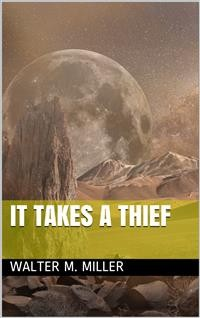 Cover It Takes a Thief