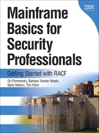 Cover Mainframe Basics for Security Professionals