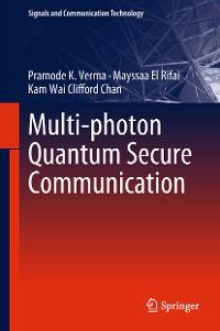 Cover Multi-photon Quantum Secure Communication