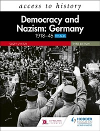 Cover Access to History: Democracy and Nazism: Germany 1918 45 for AQA Third Edition