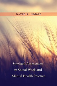 Cover Spiritual Assessment in Social Work and Mental Health Practice