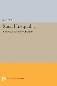 Cover Racial Inequality