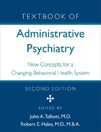 Cover Textbook of Administrative Psychiatry