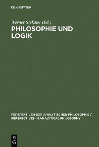 Cover Philosophie und Logik