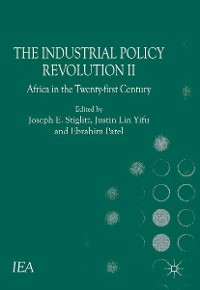 Cover The Industrial Policy Revolution II