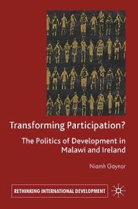 Cover Transforming Participation?