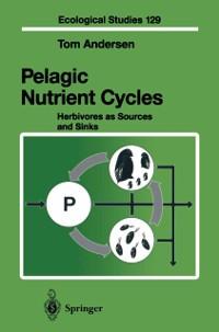 Cover Pelagic Nutrient Cycles