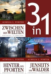 Cover Die Nicolae-Saga Band 1-3: Nicolae-Zwischen den Welten/-Hinter den Pforten/-Jenseits der Wälder (3in1-Bundle)