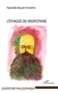 Cover Ethique de Kropotkine L'