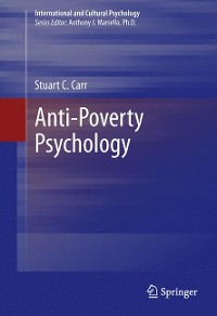 Cover Anti-Poverty Psychology