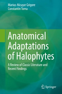 Cover Anatomical Adaptations of Halophytes