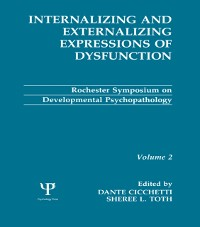 Cover Internalizing and Externalizing Expressions of Dysfunction