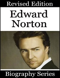 Cover Edward Norton - Biography Series