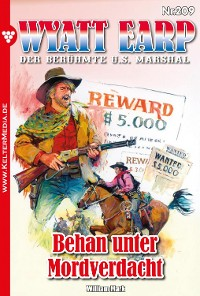 Cover Wyatt Earp 209 – Western
