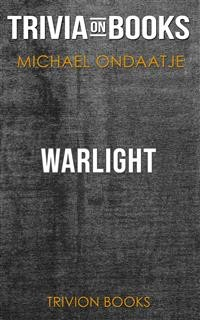 Cover Warlight by Michael Ondaatje (Trivia-On-Books)