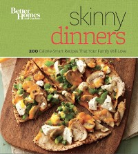 Cover Better Homes and Gardens Skinny Dinners