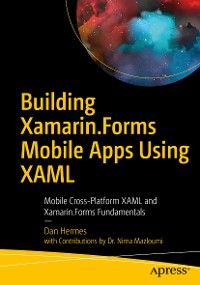 Cover Building Xamarin.Forms Mobile Apps Using XAML