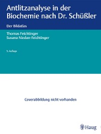 Cover Antlitzanalyse in der Biochemie nach Dr. Schüßler