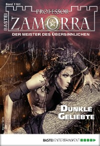 Cover Professor Zamorra 1161 - Horror-Serie