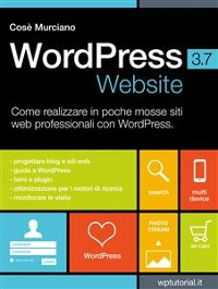 Cover WordPress Website