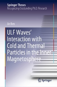 Cover ULF Waves' Interaction with Cold and Thermal Particles in the Inner Magnetosphere