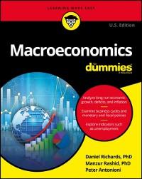 Cover Macroeconomics For Dummies