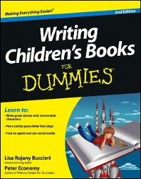 Cover Writing Children's Books For Dummies