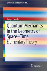 Cover Quantum Mechanics in the Geometry of Space-Time
