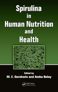Cover Spirulina in Human Nutrition and Health