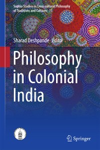 Cover Philosophy in Colonial India