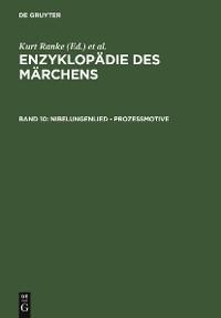 Cover Nibelungenlied - Prozeßmotive