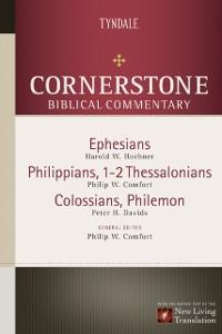 Cover Ephesians, Philippians, Colossians, 1-2 Thessalonians, Philemon