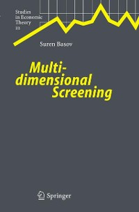 Cover Multidimensional Screening